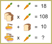 Bread, Carrot Puzzle